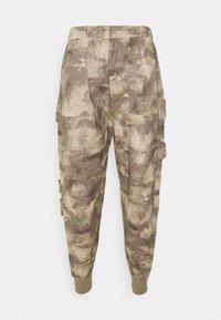 Sixth June - MINIMAL PANTS - Cargo trousers - beige - 1