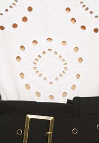 Anna Field - T-shirts med print - white - 5