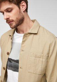 s.Oliver - Summer jacket - beige - 4