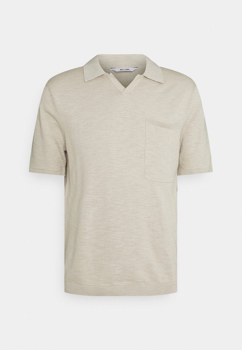 Only & Sons - ONSACE LIFE - Basic T-shirt - pelican