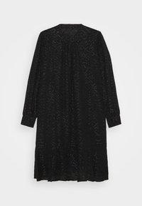 Bruuns Bazaar - ALEXANDRIA CAMARI DRESS - Shirt dress - black - 7
