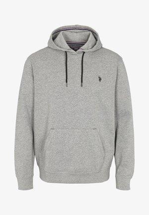 BRAYDEN - Luvtröja - grey melange