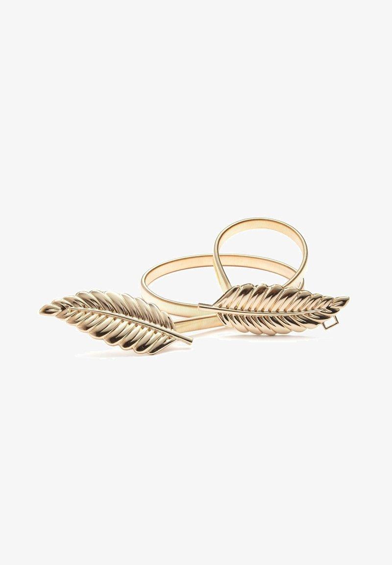 LASCANA - Waist belt - goldfarben