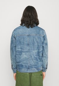 Tommy Jeans - TRUCKER UNISEX - Jeansjacka - blue denim - 2