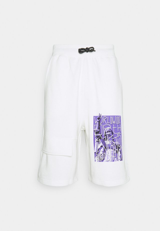 UNISEX  - Shorts - whisper white