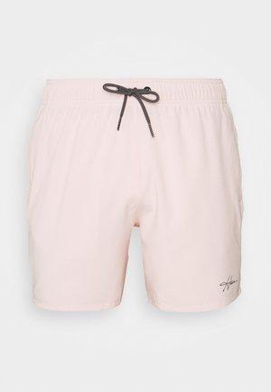 SOLID GUARD - Swimming shorts - pink