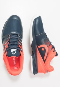 Head - SPRINT 2.5 CARPET MEN - Clay court tennissko - navy - 1