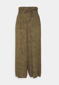 Soaked in Luxury - ZAYA ARJA PANTS - Trousers - elmwood - 0