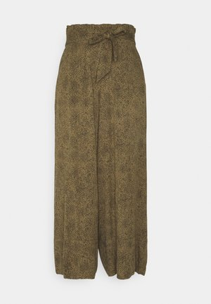 ZAYA ARJA PANTS - Trousers - elmwood