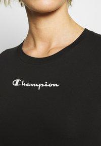 Champion - T-shirts med print - black - 5