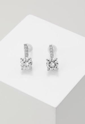 LYNN EAR - Earrings - silver-coloured