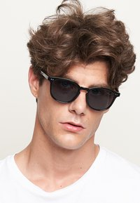 Meller - BANNA - Sunglasses - all black - 1