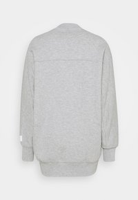 Scotch & Soda - LONGER LENGTH SPECIAL SHAPED - Sweatshirt - grey melange - 1