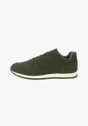 ATHLETIC - Sneakers laag - khaki