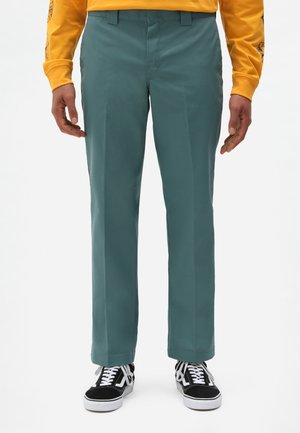 Trousers - lincoln green