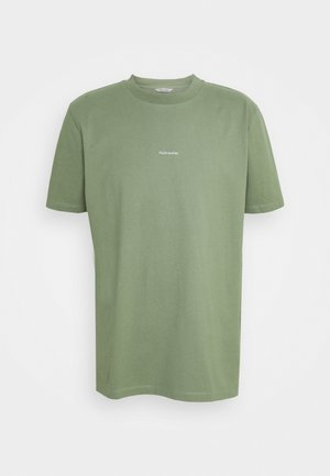 LIVE TEE - Camiseta básica - green