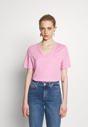 NUDMEG - Basic T-shirt - blush