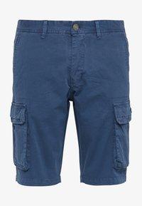 Mo - Shorts - blau - 3