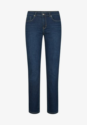 Straight leg jeans - dark stoned