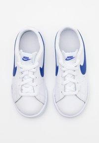 Nike Sportswear - BLAZER - Trainers - white/astronomy blue - 3