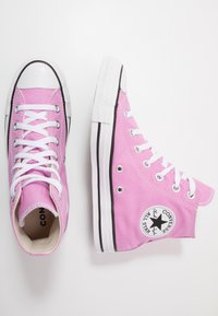Converse - CHUCK TAYLOR ALL STAR  - Sneakers high - peony pink - 1