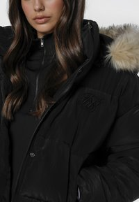 SIKSILK - Winter jacket - black - 3