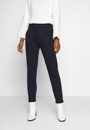MELINA - Trousers - dark blue