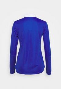 adidas Performance - TIRO - Long sleeved top - team royal blue - 1