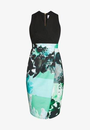 WRAP PENCIL DRESS - Kjole - mint