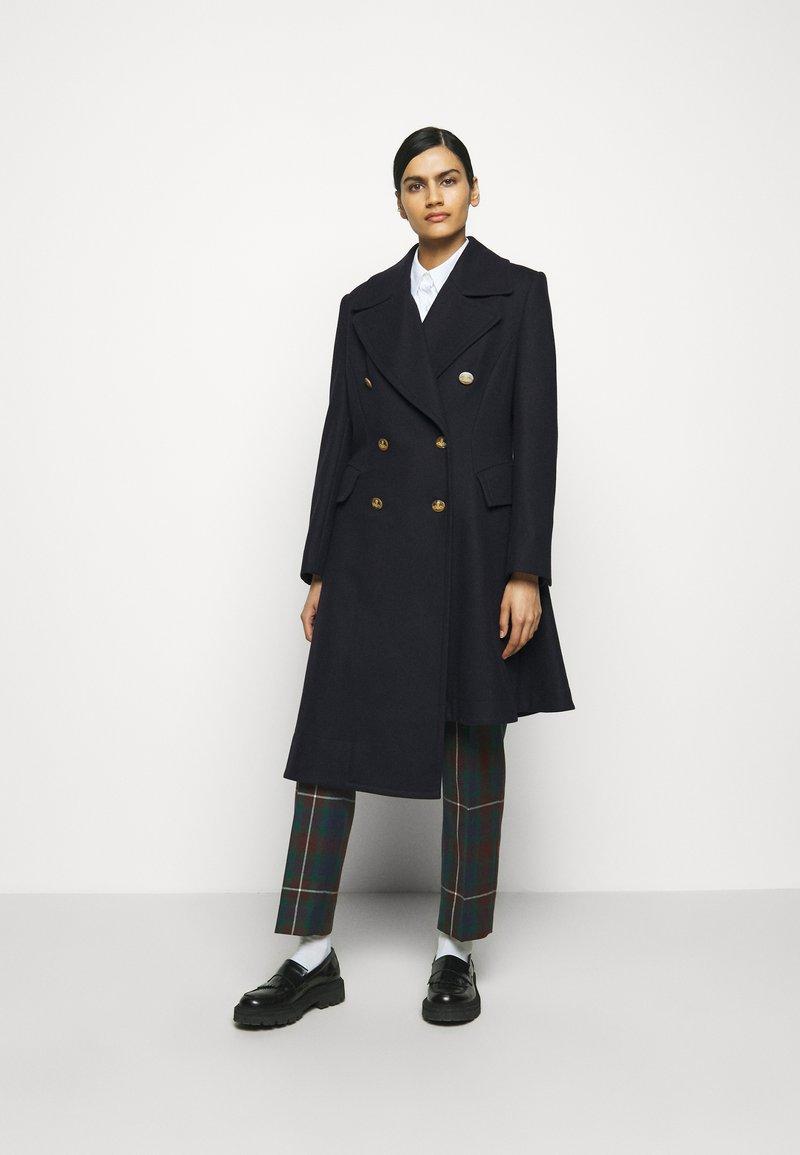 Vivienne Westwood - NUTMEG COAT - Classic coat - navy