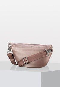 Mandarina Duck - Bum bag - light pink - 2