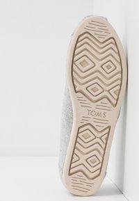 TOMS - Slip-ons - grey - 6