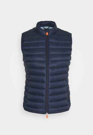 ANITA VEST - Waistcoat - navy blue