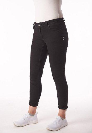 ITALY STRETCH - Jeans Skinny Fit - black