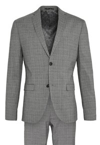 Isaac Dewhirst - CHECK SUIT - Costume - grey - 12