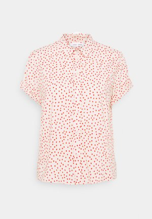 MAJAN - Button-down blouse - white