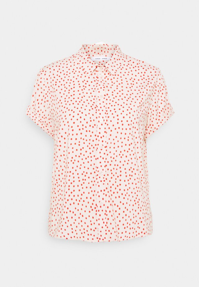 MAJAN - Button-down blouse - white