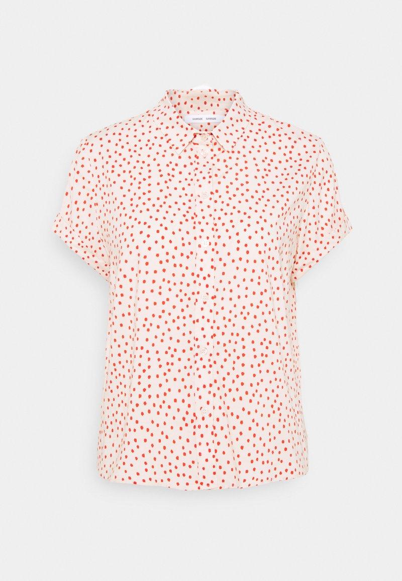 Samsøe Samsøe - MAJAN - Button-down blouse - white