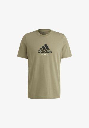 US OPEN FENC - Sports shirt - green