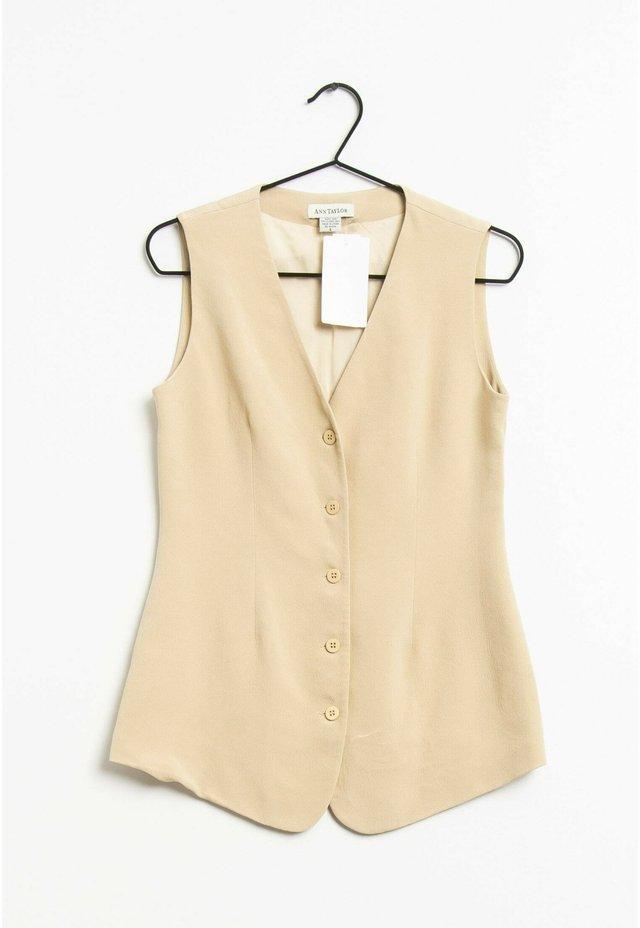Bodywarmer - beige