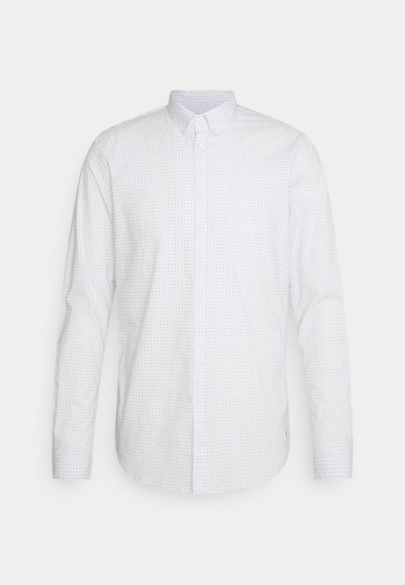 TOM TAILOR DENIM - STRETCH - Camicia - white