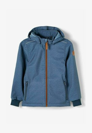 Soft shell jacket - midnight navy