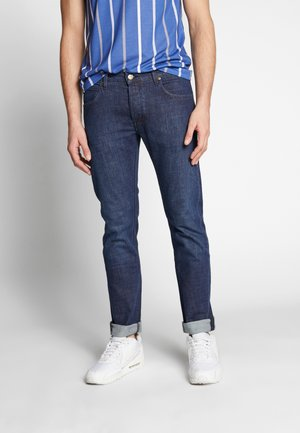 DAREN - Slim fit jeans - dark clean foam