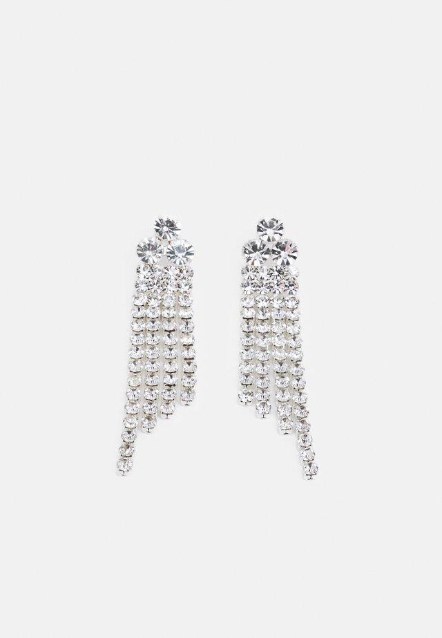SABRINA - Boucles d'oreilles - silver-coloured