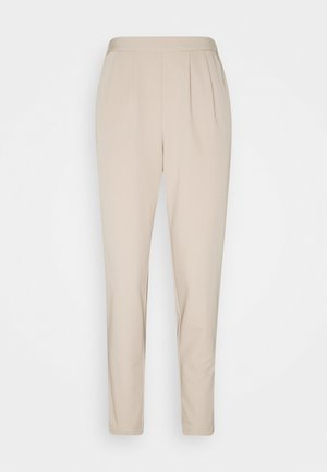 NUBAYLOR PANTS - Trousers - warm sand