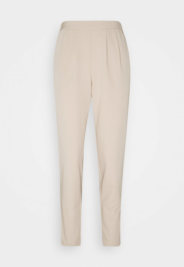 NUBAYLOR PANTS - Broek - warm sand