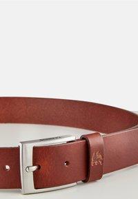 LERROS - BUD - Belt - cognac - 2