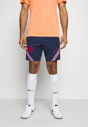 ENGLAND ENT DRY SHORT  - Sports shorts - midnight navy/sport royal/challenge red