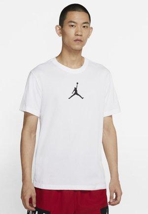 JUMPMAN CREW - T-shirt imprimé - weissschwarz