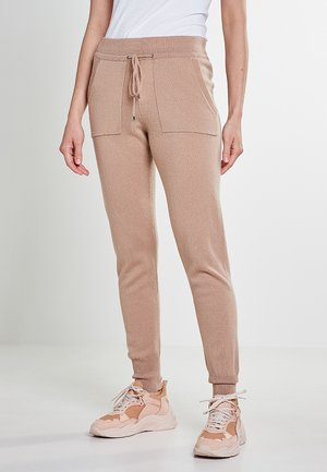 RUBY - Trousers - camel